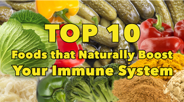 top10foodnaturallyboostimmunesystem